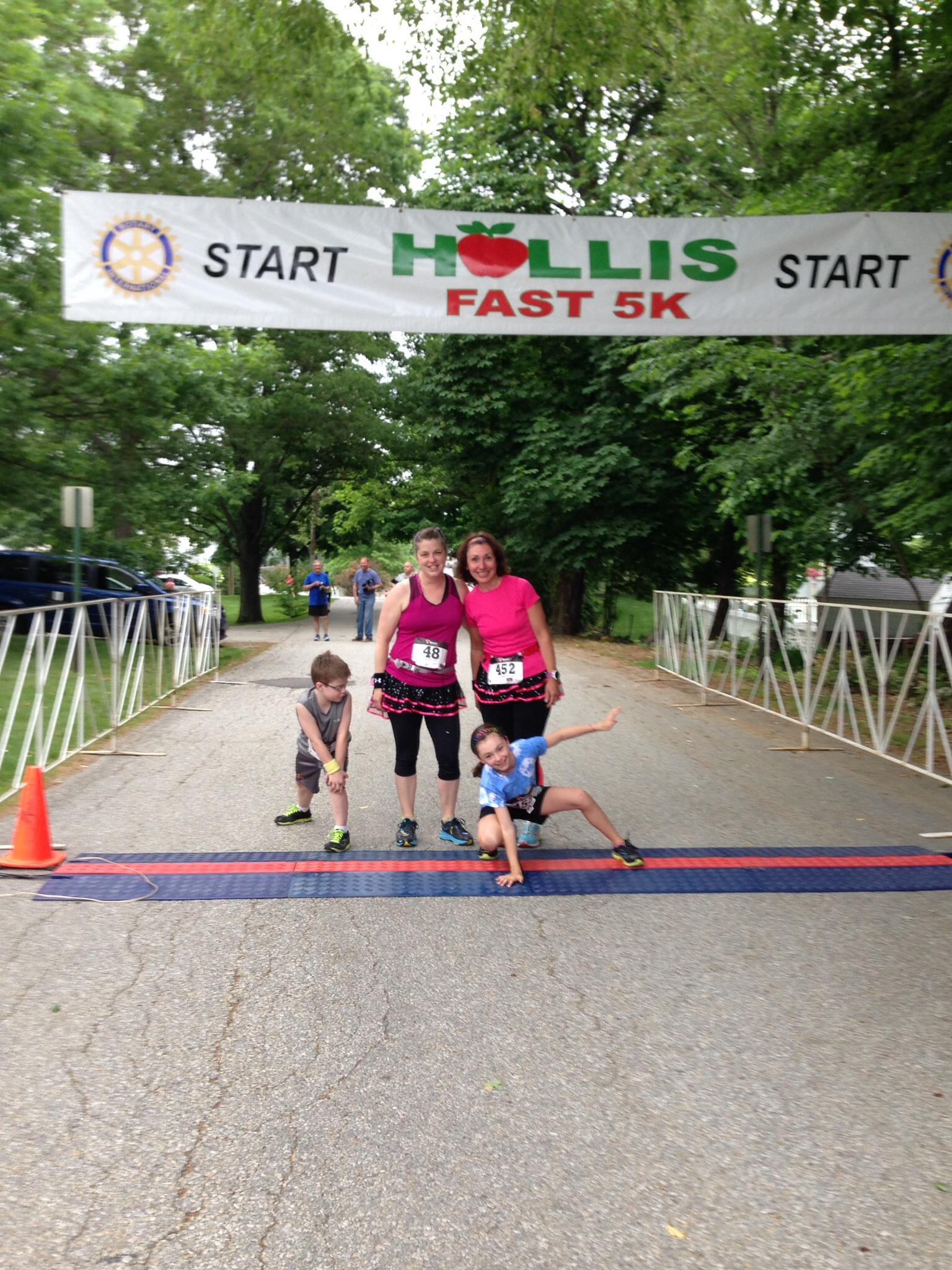 Hollis Fast 5K