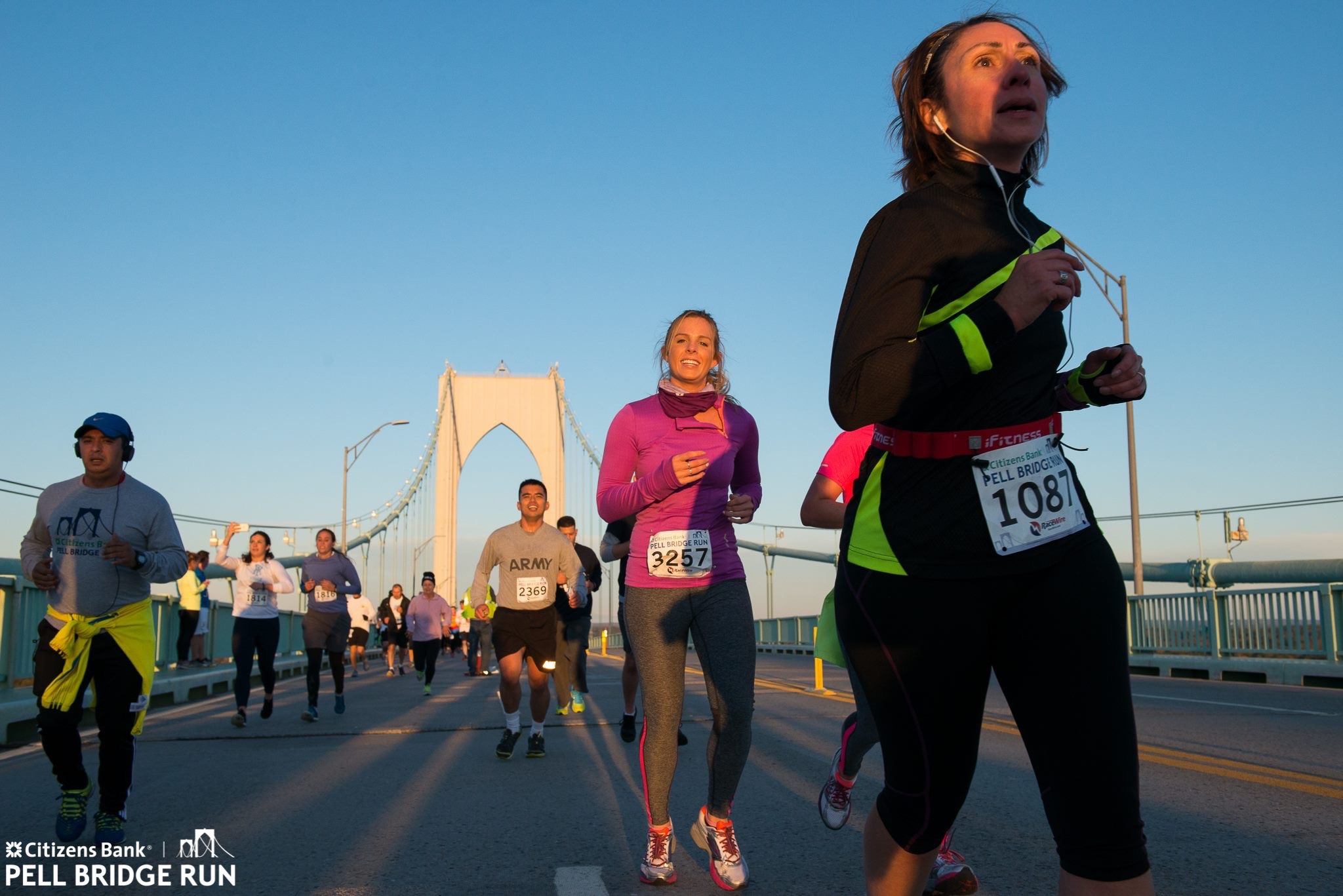 Pell Bridge Run