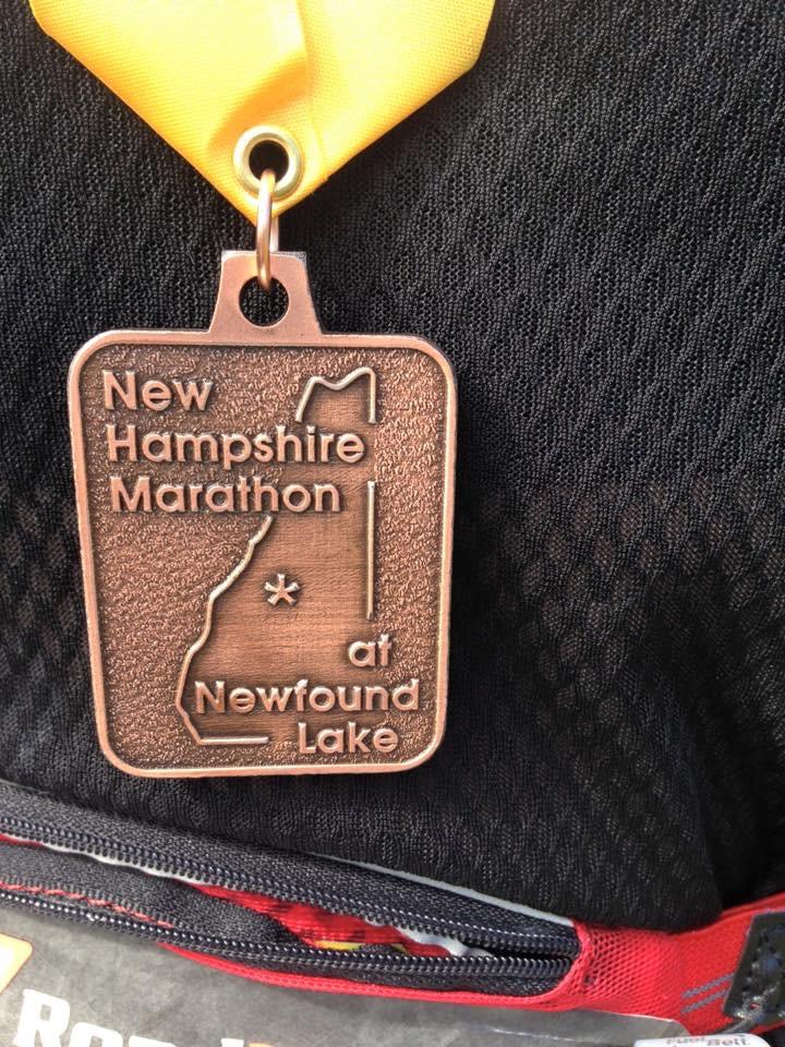 NH half marathon