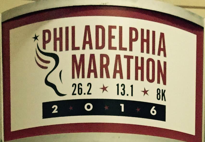 Philadelphia Marathon 2016